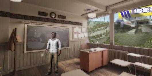 Marcelo's classroom dreams